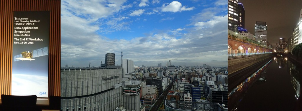 Tokyo and Akihabara showing itself from its best during the workshop.