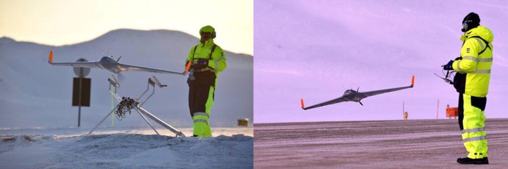 Figure 5. NTNU de-icing and iceberg tracking testbeds.